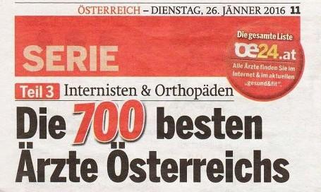 Bester plastischer Chirurg Oberösterreich
