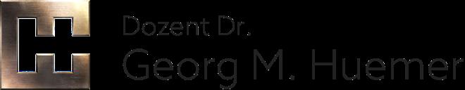 Dr. Georg Huemer