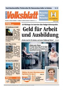 Neues Volksblatt (2014/09)
