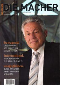 Die Macher Ausgabe 4/2014