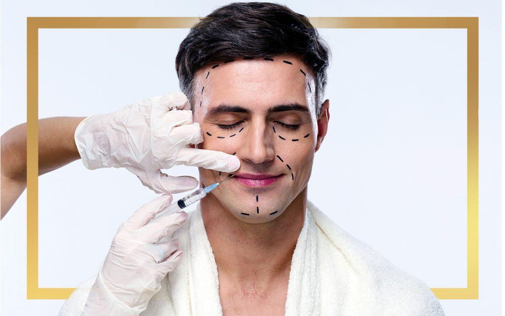 Warum Männer Beauty-OP's machen