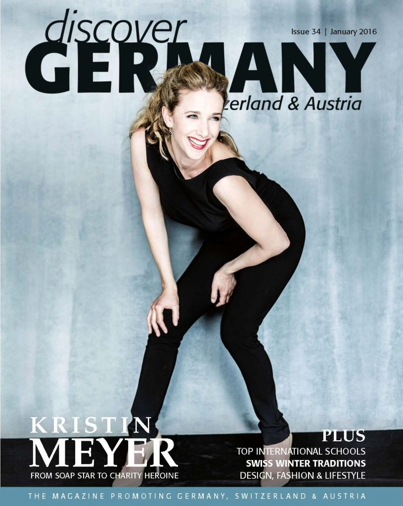 Discover Germany 2016