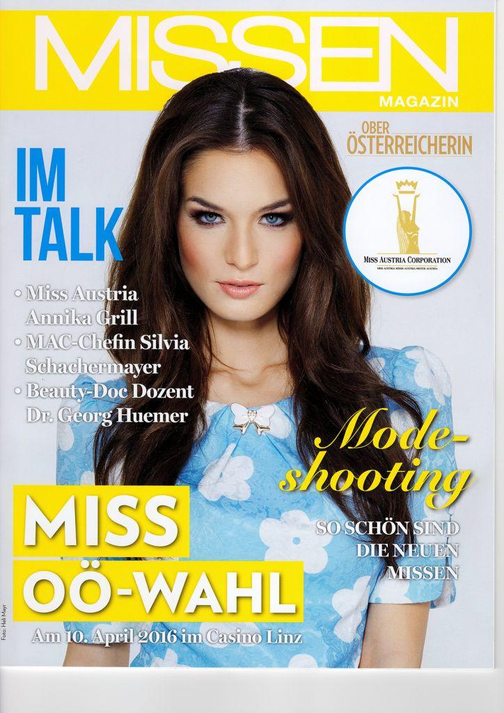 Missen Magazin 2016